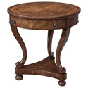 Theodore Alexander Brooksby Occasionally Italian Accent Table - Item Number: 5005-775