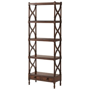 Theodore Alexander Brooksby Cinq Etagere