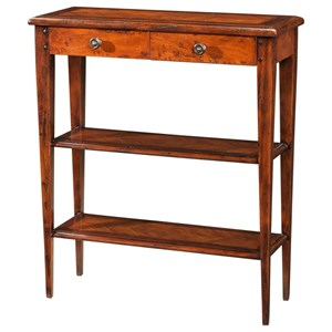 Theodore Alexander Brunello Antoniotto Console Table