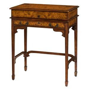 Theodore Alexander Campaign Lift Top Table Desk
