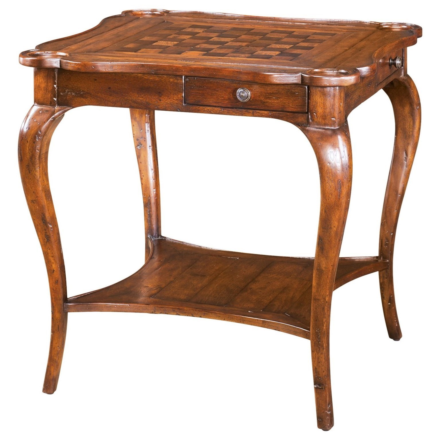Castle Bromwich The Country Games Table by Theodore Alexander at Baer's Furniture
