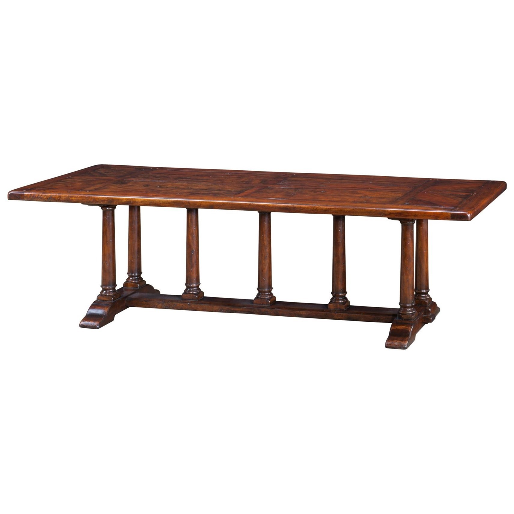 Castle Bromwich A Mellow Classic Dining Table by Theodore Alexander at Baer's Furniture
