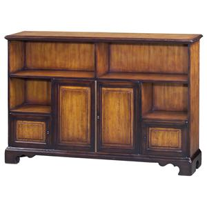 Theodore Alexander Chateau du Vallois Sweet Pine Bookcase