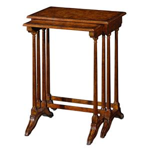 Theodore Alexander Classic yet Casual Nest of Tables