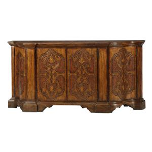 Theodore Alexander Classic yet Casual Parquetry Buffet