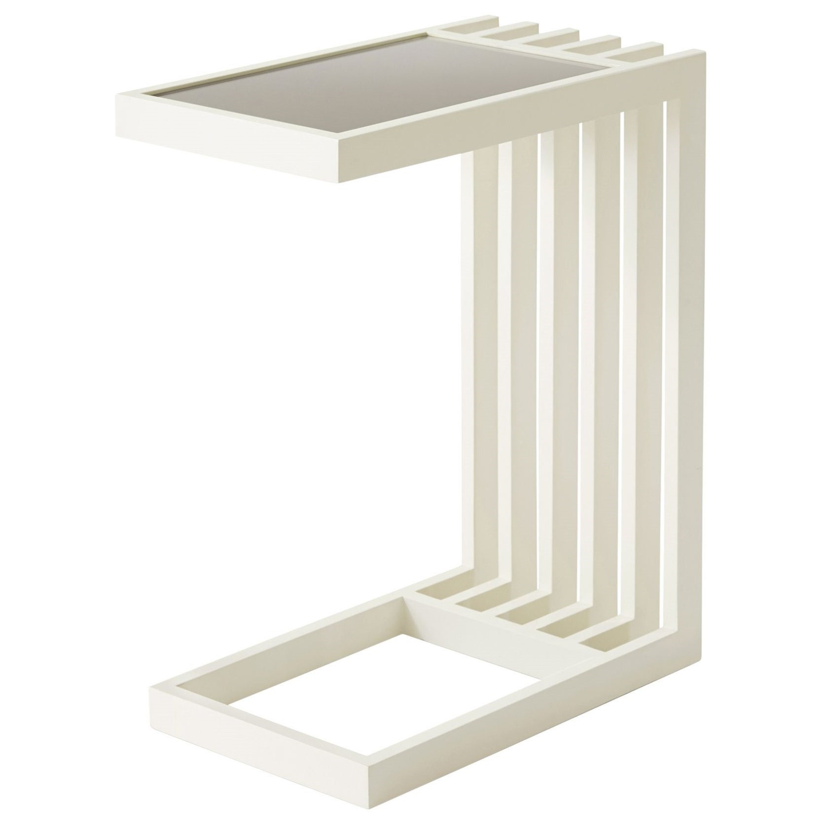 Kerr Cantilever Accent Table
