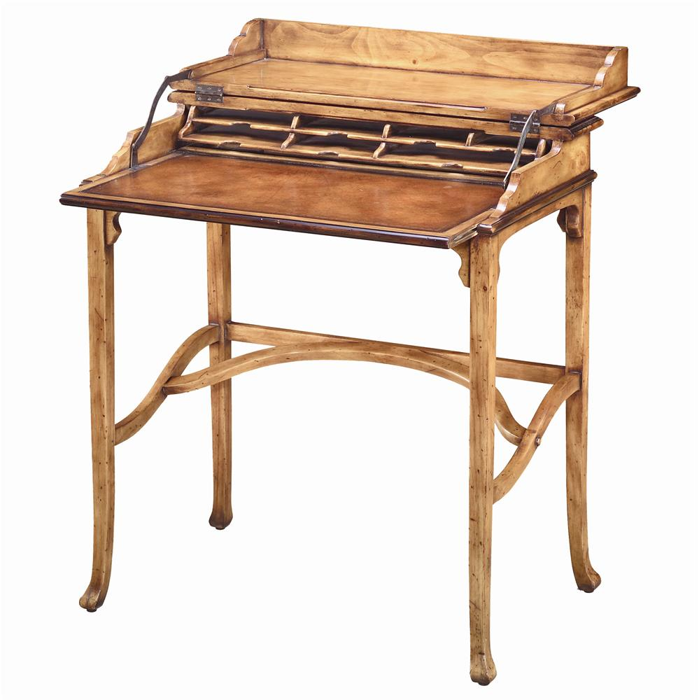 Theodore Alexander Desks 7100 147 Traditional Antiqued