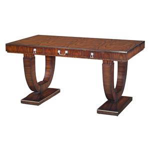 Theodore Alexander Desks 3 Drawer Table Writing Desk