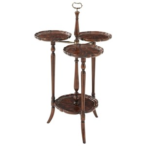 Theodore Alexander Essential TA Georgian Trio Display Stand