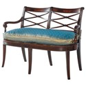 Theodore Alexander Essential TA Bench - Item Number: 4500-038