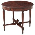 Theodore Alexander Essential TA Center of Attention Table - Item Number: 5005-243