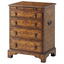 Theodore Alexander Essential TA A Bachelor's Chest - Item Number: 6005-044BN