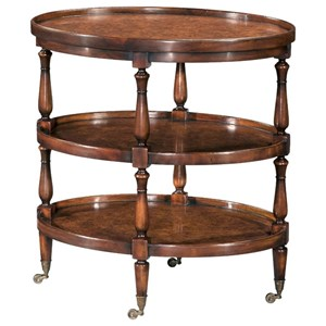 3 Tier Lamp End Table