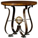Theodore Alexander Tables Argentinean Walnut Center Hall Table - Item Number: 5012-025