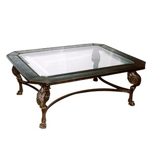 Theodore Alexander Tables Rectangular Cocktail Table
