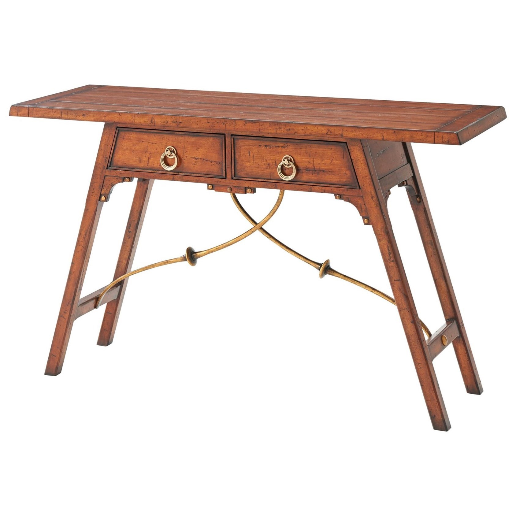 Theodore Alexander Tables Aragon Console - Item Number: 5305-221
