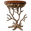 Theodore Alexander Tables Gilt Grotto Table - Item Number: 5325-001