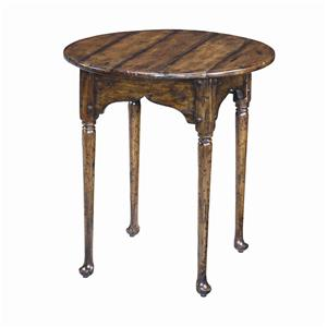 Theodore Alexander Tables American Rustic Lamp Table