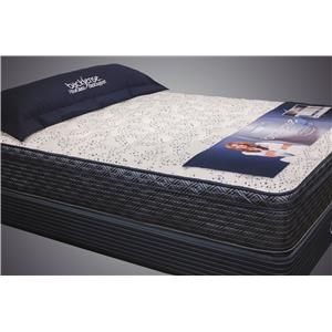Therapedic Back Sense Destiny Queen Euro Top Mattress