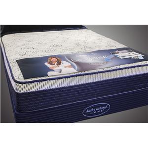 Therapedic Back Sense Vega CT Queen Plush Box Top Mattress