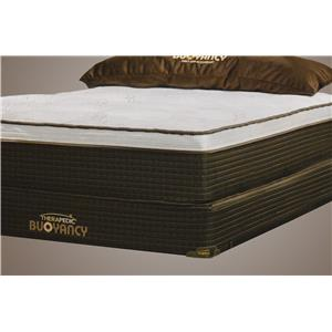 Therapedic Buoyancy Castle Rock King Latex Mattress