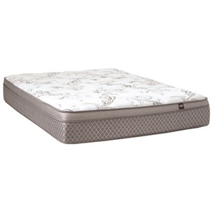Therapedic Fulton Euro Top Queen Euro Top Mattress