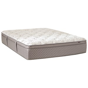 Therapedic Gramercy Park Pillow Top King Pillow Top Mattress