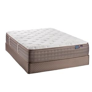 Therapedic Hummingbird Mystic Cloud Firm King Firm Mattress