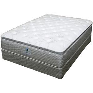 Therapedic Skyler King Pillow Top Mattress