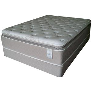 Therapedic Prestige King Pillow Top Mattress