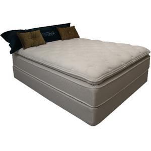 Therapedic Spark King Pillow Top Mattress Set
