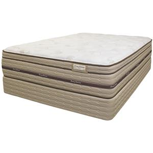 Tommy Bahama Mattress Tommy Bahama Mattress Queen Shore Thing Pillow Top Matt Set, LP