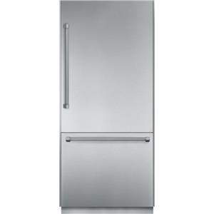 "Thermador Bottom Freezer Refrigerators - Thermador 36"" 2-Door Energy Star® Bottom Freezer"