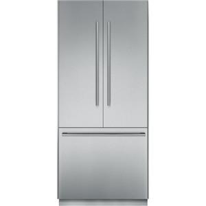 "Thermador Bottom Freezer Refrigerators - Thermador 36"" French Door Refrigerator"