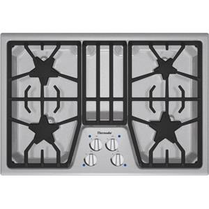 "Thermador Gas Cooktops - Thermador 30"" 4 Burner Gas Cooktop"