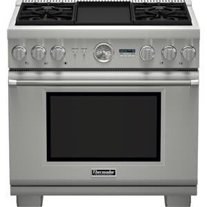 "Thermador Ranges - Thermador 36"" Dual-Fuel Range"