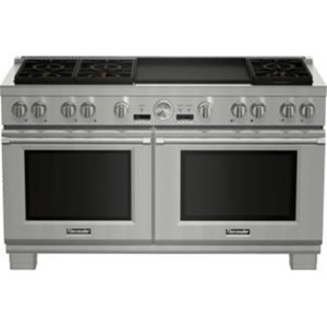 "Thermador Ranges - Thermador 60"" Commercial Depth Dual Fuel Range"