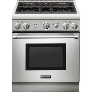 "Thermador Ranges - Thermador 30"" Pro Harmony® 4 Burner Gas Range"