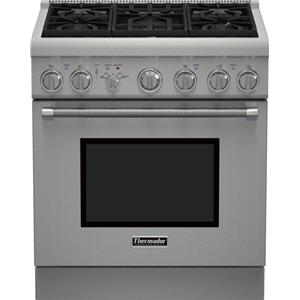 "Thermador Ranges - Thermador 30"" Pro Harmony® 5 Burner Gas Range"