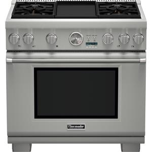 "Thermador Ranges - Thermador 36"" Pro Grand® 4 Burner Gas Range"