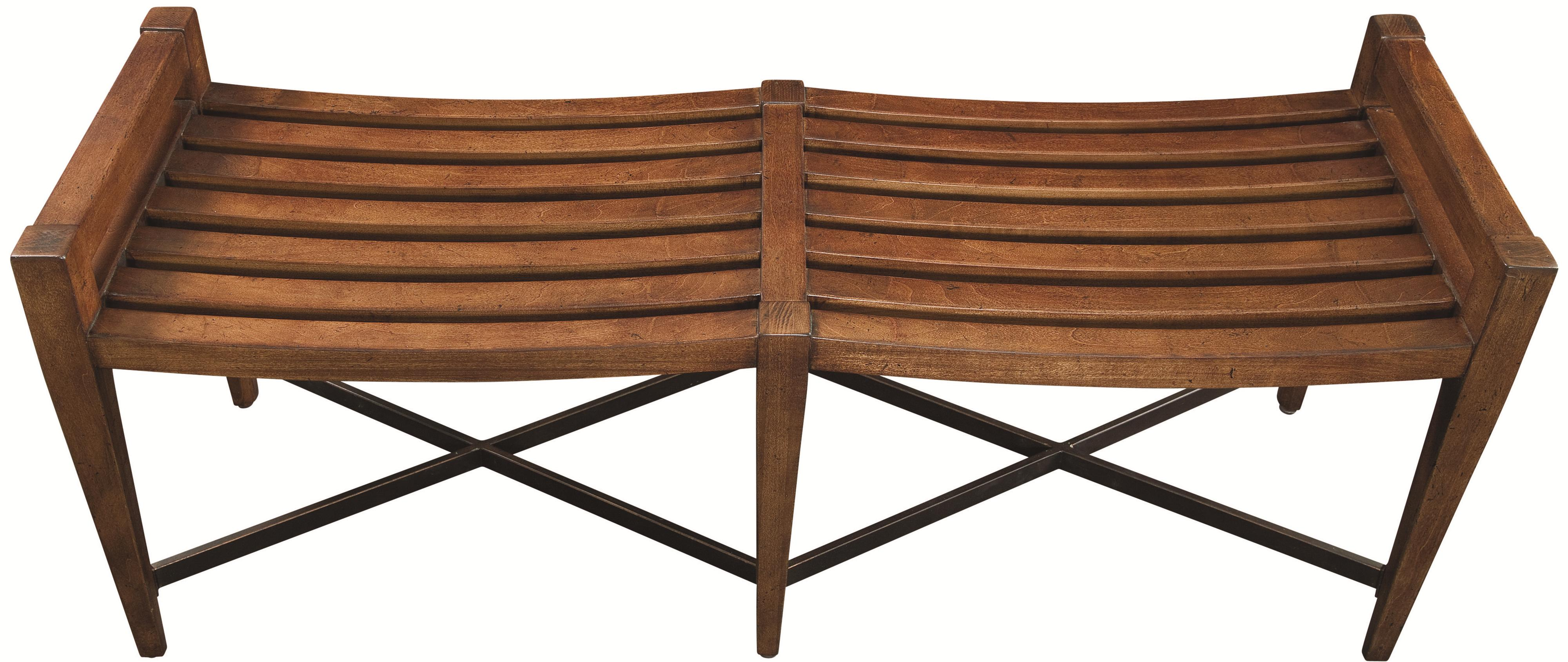 Thomasville® American Anthem Bed Bench - Item Number: 82811-906