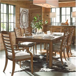 Thomasville® American Anthem 7 Piece Dining Set