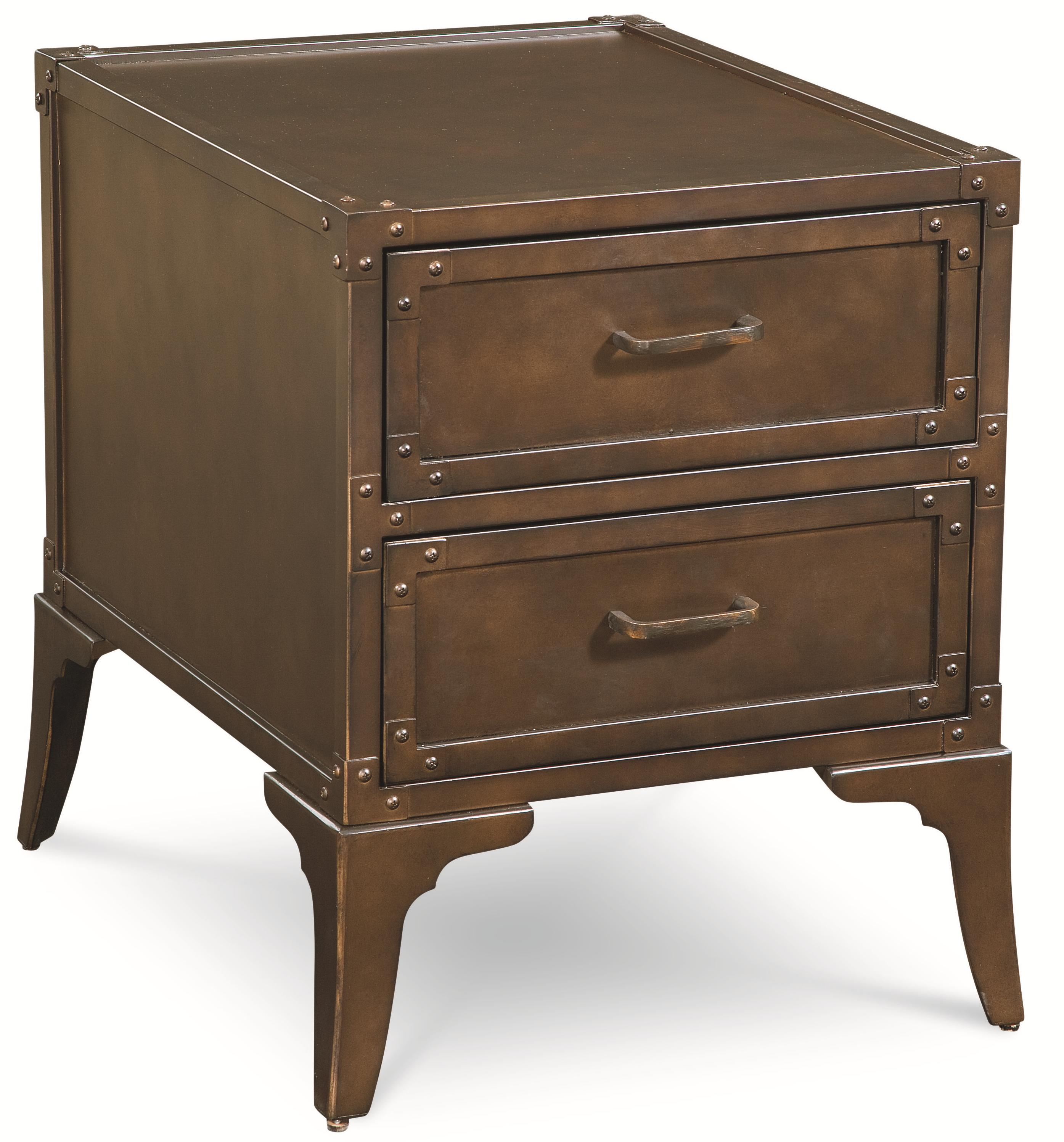 Thomasville® American Anthem End Table - Item Number: 82891-255