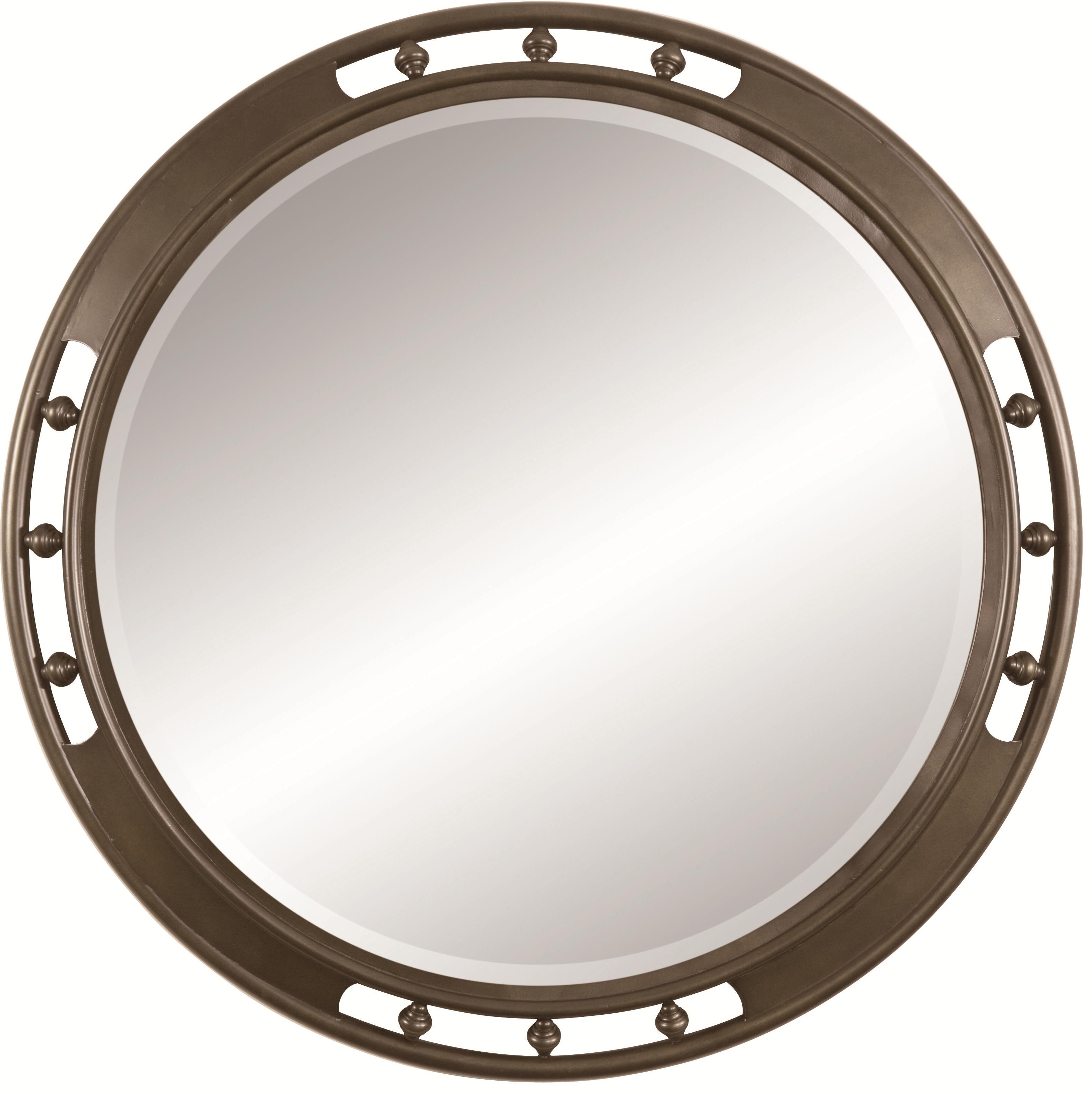 Thomasville® American Anthem Round Mirror - Item Number: 82891-257