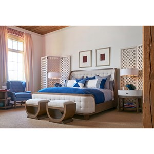 Thomasville® Anthony Barratta Queen Bedroom Group