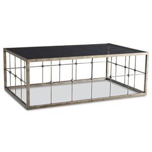 Thomasville® Atomium Rectangular Cocktail Table