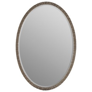 Thomasville® Ave A Leah Oval Accent Mirror