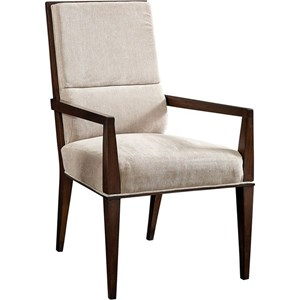 Thomasville® Ave A Jayson Upholstered Arm Chair