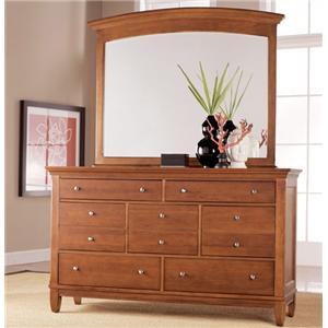 Thomasville® Bridges 2.0 Dresser & Mirror Combo