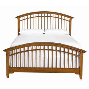 Thomasville® Bridges 2.0 Queen Spindle Bed